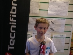 Junior Open Bronze Tournament March 2014